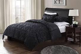 """Silk Brocade Fabric Jet Black Colour 44"""" BRO372[1]: Amazon.in: Home &  Kitchen"""