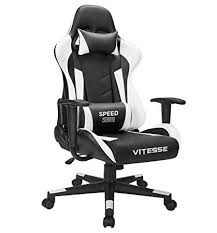 computer chair back. Contemporary Back Gaming Office Chair Ergonomic Desk High Back Racing Style Computer  Swivel Executive Leather And E