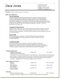 sample resume for quality control quality control inspector resume  inspections safety testing example sample standards sample .