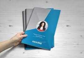 resume booklet resume booklet design indesign v2