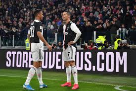 Ronaldo, new-look midfield propel Juventus past Roma - Black ...