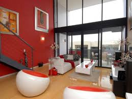 White And Red Living Room Red Room Design Ideas Red And White Modern Bedroom Ideas Modern