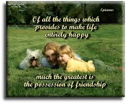 Spiritual Quotes About Friendship