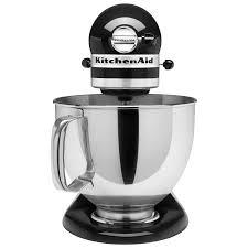 kitchenaid onyx black. kitchenaid artisan stand mixer - 5qt 325-watt onyx black : mixers best buy canada kitchenaid m