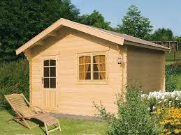 Gartenhaus Arche Ii 44 Mm 390 M X 390 M Kaufen Bei Finnia Gartenwelt