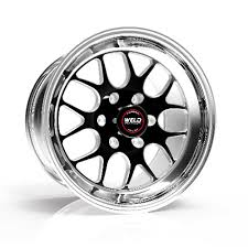 Trailblazer Bolt Pattern Stunning Weld Racing 48LB48X48A S48 48x4848 Front Drag Wheel Black 48006