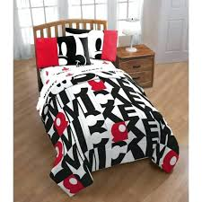 Mickey Mouse Classic Twin Comforter And Sheet Set Bedding Toys R Us ...