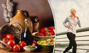Diet And Excercise Mediterranean Style Diet And Regular Exercise Can Add Years To Your
