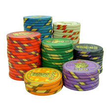 18xx Poker Chips