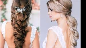 These Wedding Hairstyles are so wonderful for women with long hair ...
