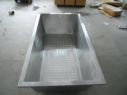 stainless steel bathtub something like this with brick facade brick stainless steel bathtub faucets