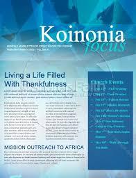 Life Groups Christian Newsletter Template Newsletter Templates