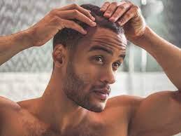 does rogaine work on thin hair beards