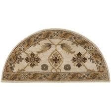 artistic weavers epictus beige 2 ft x 4 ft hearth indoor area rug
