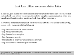 sample letter to loan officer 10 best reference letter images on pinterest collection of solutions