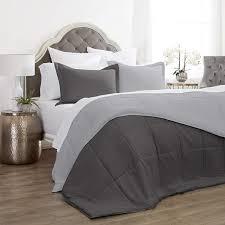 Light Gray Comforter Set Queen