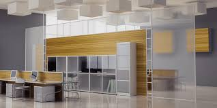 glass wall partition frameless glass