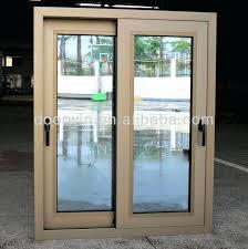 aluminum sliding glass doors rless double sliding glass doors energy efficient aluminium sliding patio doors double