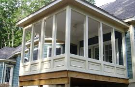 home elements and style medium size screened in porch plans lowe s and ideas