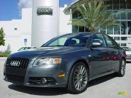 2008 Dolphin Grey Metallic Audi A4 2.0T S-Line Sedan #1410839 ...