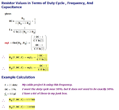 figure 6 derivation of resistor value expressions