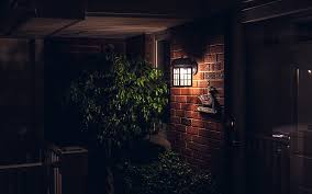 porch light safety leave it on or turn