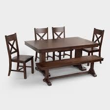 table 4 chairs and bench. table 4 chairs and bench s