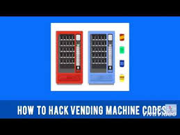 Automatic Products Vending Machine Code Hack Interesting How To Hack Vending Machines YouTube
