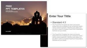 Church-Religion Ppt Templates