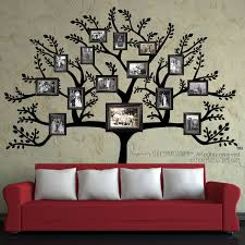 tree wall decal free shipping large family branch on tree photo collage wall art with tree wall decal free shipping large family branch yasaman ramezani