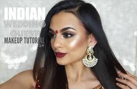 tutorial indian wedding guest makeup just rosh