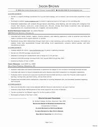50 New Executive Assistant Resume Examples Resume Templates