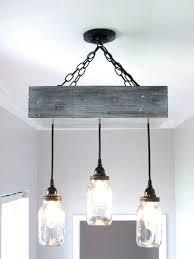 mason jar lighting fixture. Ceiling Fan With Mason Jar Lights Farmhouse  Light Fixtures Vintage Lighting Ideas Style Kit Mason Jar Lighting Fixture I
