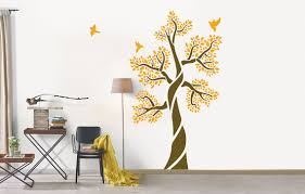 Wall Tree Stencil Designs Designer Range Of Wall Painting Stencils For Your Home