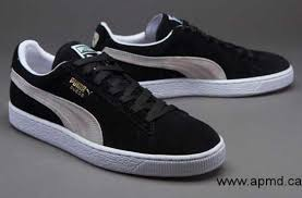 puma 2017 shoes men s. 2017 canada - mens shoes puma suede classic+ black 352634-03 men s