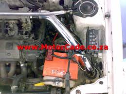 TOYOTA COROLLA / TAZZ FUEL INJECTION CAI Induction Kit [TO005] - R1 ...