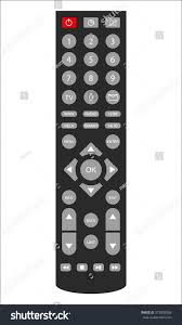 tv remote clipart no background. remote tv control. isolated on white background, vector illustration tv clipart no background