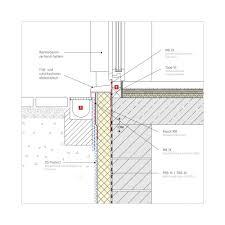 Anschluss An Bodentiefe Türen Und Fenster Remmers Sockelfiebel
