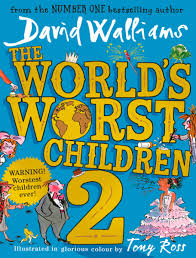 the brilliant follow up to david walliams bestseller the world s worst children ten more stories about a brand new gang of hilariously horrible kids from