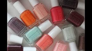 essie nail polish collection viviannadoesmakeup