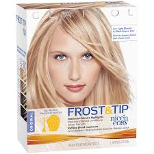 Clairol Nice N Easy Frost Tip Hair Kit