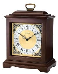 frank loyd wright clock chiming mantel clock frank lloyd wright table clock