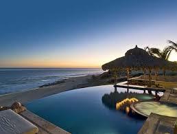 infinity pool beach house. Casa Panga Beachfront House With Infinity Pool And Swim-up Bar Beach