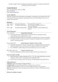 Example Single Page CV