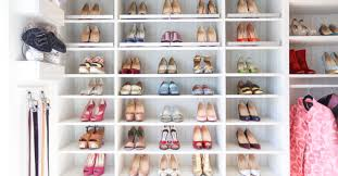 check out this super luxe organized closet