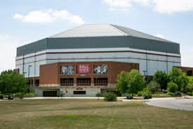 Worthen Arena Ball State University