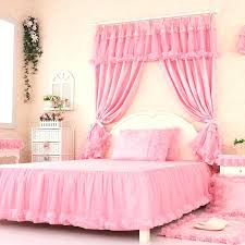 pink bedroom curtain childrens pink bedroom curtains