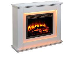 endeavour fires castleton electric fireplace suite