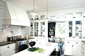 full size of standard height for pendant lights over kitchen island what should be hung bar
