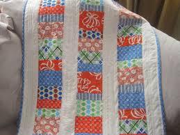 Free Easy Beginner Quilt patterns for boys | Stacked Coin Baby ... & Free Easy Beginner Quilt patterns for boys | Stacked Coin Baby Quilt: Adamdwight.com